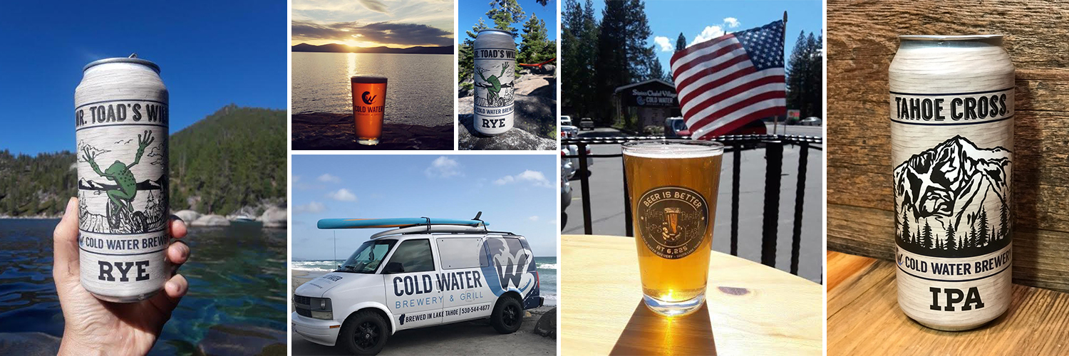 Tahoe Cold Water Brewery