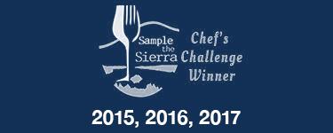 Sample the Sierra Logo Winner Tahoe Cold Water Brewery